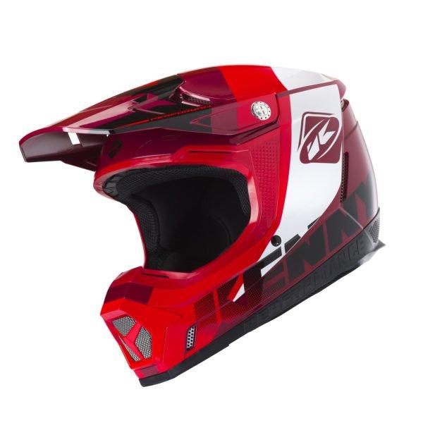 画像1: 【K】ヘルメット PERFORMANCE HELMET / RED CANDY (1)
