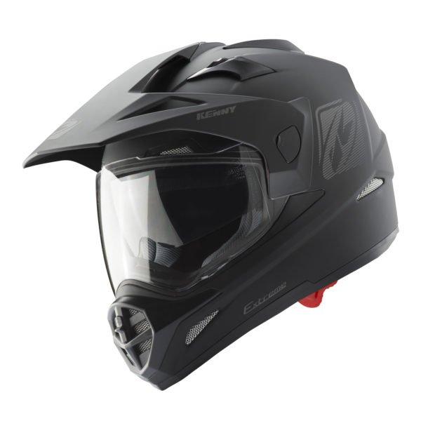 画像1: 【K】ヘルメット EXTREME HELMET / MATT BLACK (1)